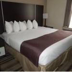 Days Inn JFK Airport King Bedroom