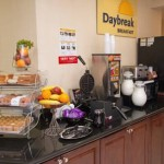 Days Inn JFK Airport free breakfast