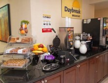 Days Inn JFK Airport  free breakfast
